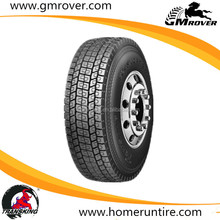 China truck tires 225/70r19.5 back pattern drive tyre