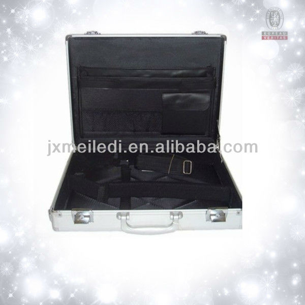 Aluminum high-quality notebook laptop case computer storage
