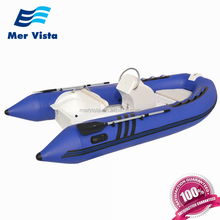 Made China Pvc Inflatable Rigid Boat Manufacturer 3.9m Pvc Inflatable Rib Boat 390