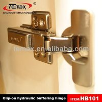 TEMAX Super High quality hardware cabinet hinge with LED lights