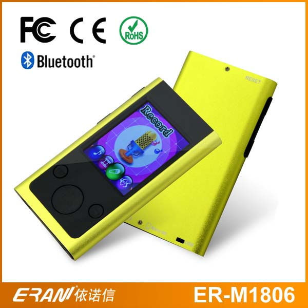 2016 new digital touch screen mp4 player 16gb wifi free download hindi song