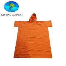 recycled plastic full version printing adult rain ponchos