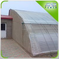 High Quality Vegetable Production Solar Greenhouses