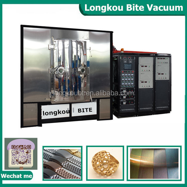 small pvd coating machine/ceramic pvd coating equipment/jewelry pvd coating machine
