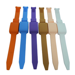 Distributors wanted active rfid smart wristband silicon watch band