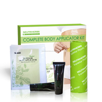 Top selling products in alibaba Neutriherbs Complete kit 100% herbal disposable belly fat removal cream