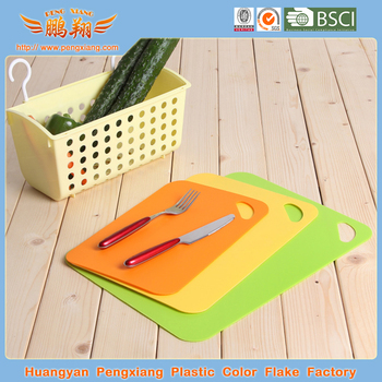 non-skid plastic cutting board