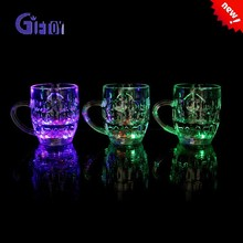 bar&party Plastic beer mug with flashing LED