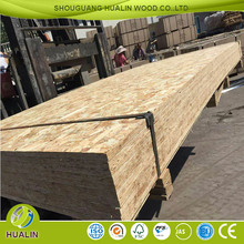 Linyi 15mm construction grade osb manufacturer