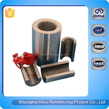 Threaded rod couplers rebar threaded coupler rebar couplers uae