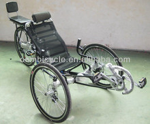 24inch professional recumbent bike for adults