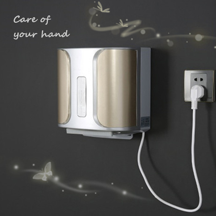 Quick Drying Portable Automatic Hand Dryer Jet Air
