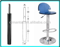 stainless steel morden bar stool accessory parts