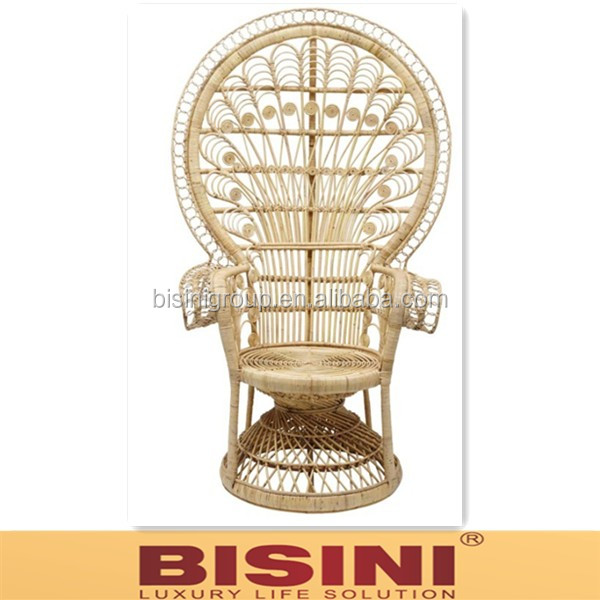 Special Peacock Weaving Rattan Chair (BF10-R655)