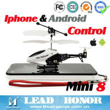3CH iPhone/iTouch/iPod Mini Infrared mini rc helicopter lh1210