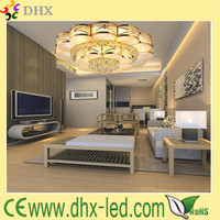 DHX good quolity for contemporary crystal ceiling lights