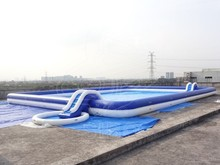 GMIF inflatable seashell water floats facilities and equipment of swimming games