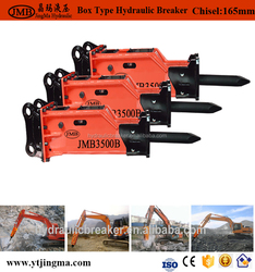 Low Price HYUNDAI R450 Excavator Used Hydraulic Breaker Best Quality