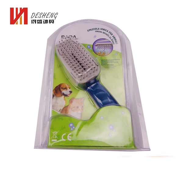 High quality Pet Brush Electronic Dog Brush for dog cleaning