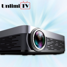 UnlimiTV new product good quality native full hd led projector 1080p