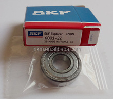 Bearing 6000 series ball bearing 6001 2Z Deep Groove Ball Bearings 6001