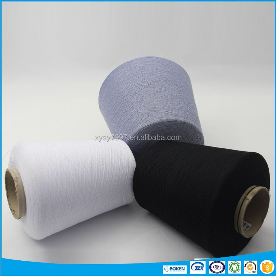 EXW Antimicrobial dralon cotton yarn for knitting