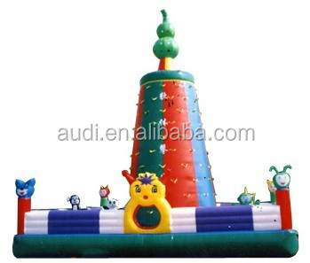 Inflatable Pet Climbing Wall