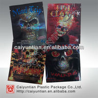 Mind Trip devil clown paradise and dead man walking herbal incense bag