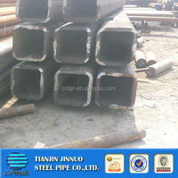 big size rectangular tube steel dimensions