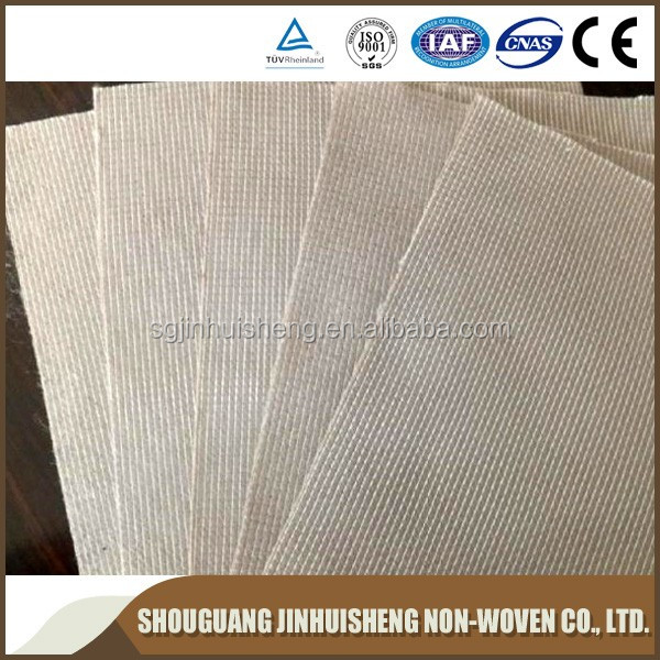High Tensile and Reinforced RPET Stitchbond Waterproof roofing material fabric