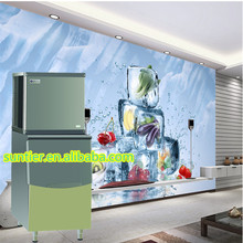 cube ice making machine/Ice Flaker Machine frozen elsa dress wholesale