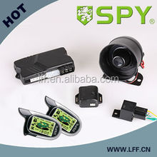 2014 new design Two Way Car Alarm With remote engine start