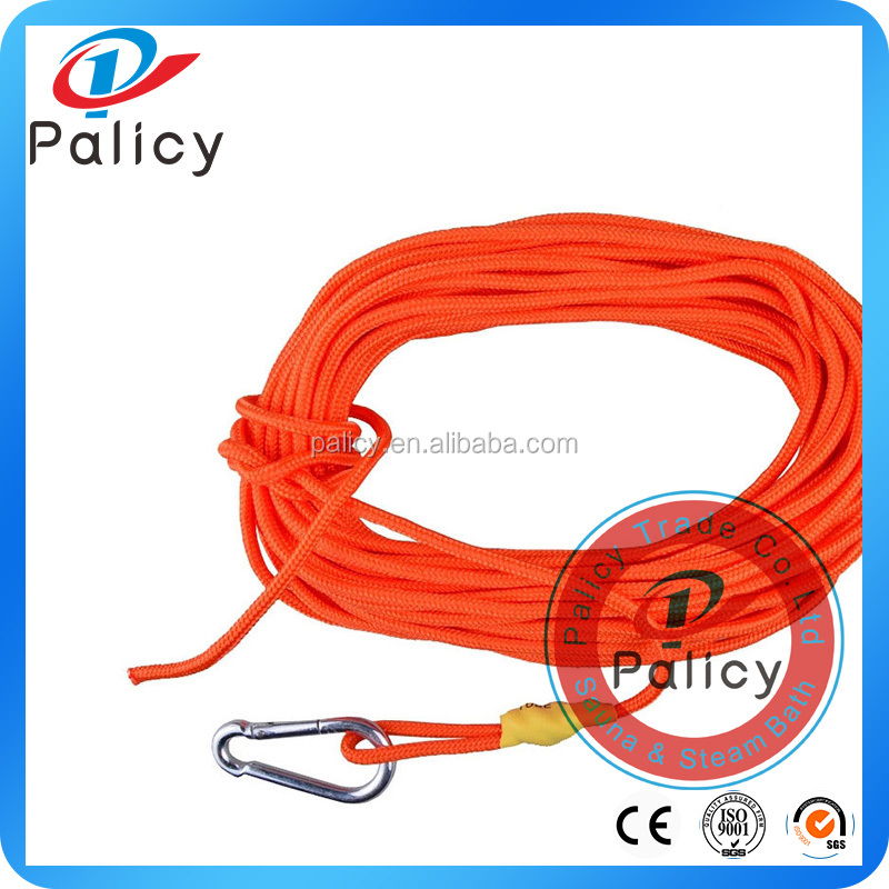 Buy Wholesale Floating Buoyant Life Line Safety Rope in swimming pool