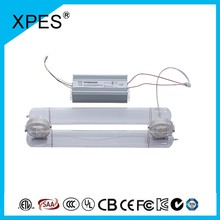 High output 1kw uv lamp ultraviolet lamps germicidal quartz lamp for Water resource