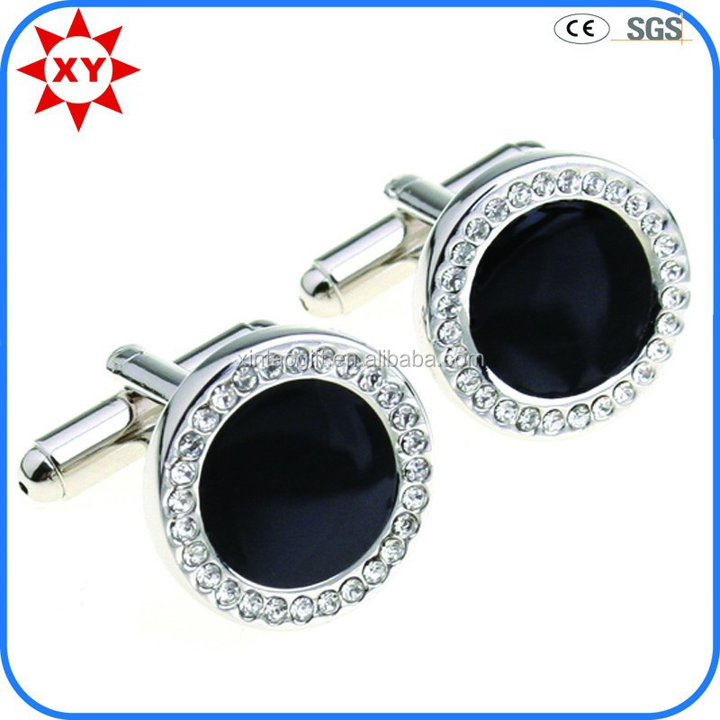 Wholesale classical pearl cufflinks gold dealer