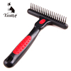 Yangzhou Yingte Dog shedding Comb Grooming Tools Pet Brush