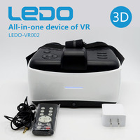 Blue Film Sex Vedio Google VR Headset Full HD Media Player Android TV Box