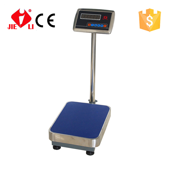 Precise Weighing Scale 150kg 10g Platform Scale for Parts Counting