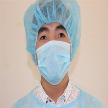 factory machine making beauty safty hospital household adult protect full surgical disposable non woven 3ply earloop face mask
