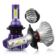 Factory Price 8000lm 9005 9006 Auto Head Lamps 12V 24V Kits H11 Car H4 Led Headlight H7