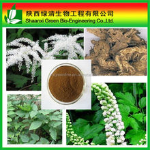 Pure Organic Menopause Black Cohosh Extract Triterpenoid Saponins 2.5%-8% HPLC