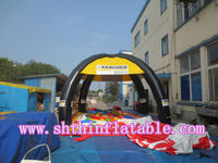 big outdoor advertising inflatable tent/inflatable tents for event