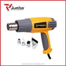 HTG145 Hot selling 1500W cordless heat gun heat shrink gun