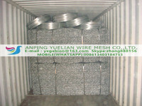 South America Gabions with 8% Lacing wire