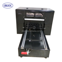 A3 6 Colors Economical T Shirt Printing Machine, T-shirt Logo Fast UV Printer