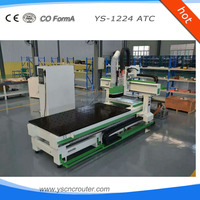 looking for overseas distributor professional 1530 wood furniture maker atc cnc with servo kit