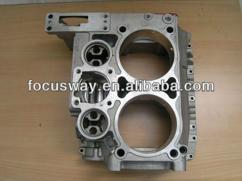 Aluminum Die Casting for mortor