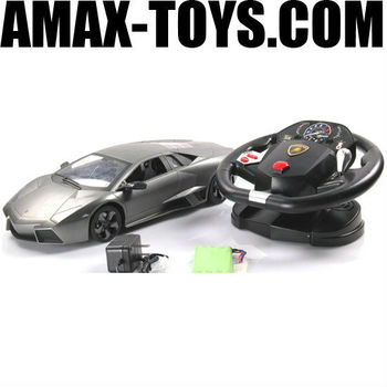 LC-2053F 1:10 rc car gravity sensing control emulational licensed remote control car (controlled by steering wheel)