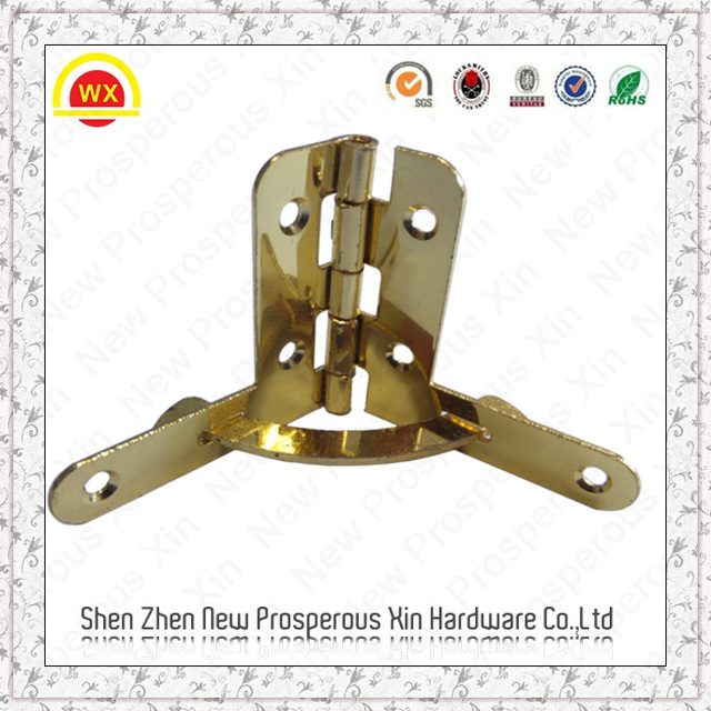 High quality of jewelry box hinges and locks