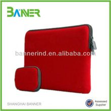 2013 manufactory wholesale neoprene tablet sleeve WATERPROOF NOTEBOOK CASE